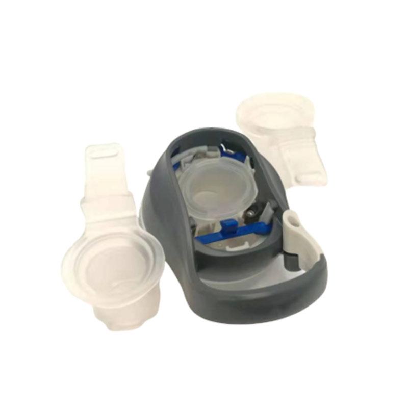 盛道_LSR_耐高温液态硅胶大口杯注塑成型