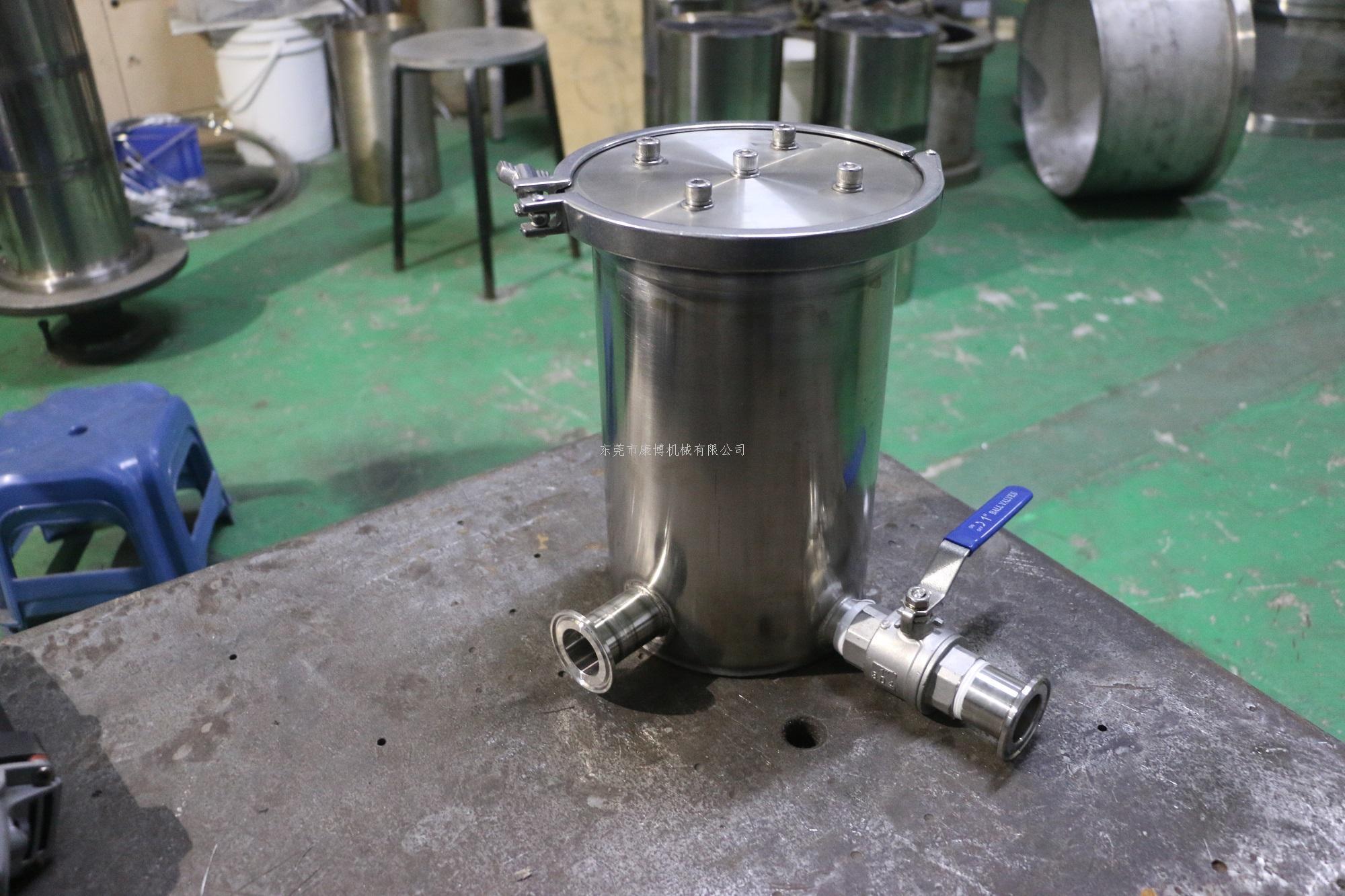 东莞市康博机械除铁器过滤器专业生产定制