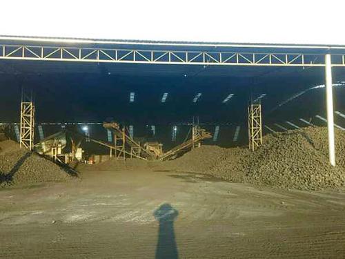 貴港 北部灣碼頭一年四季都有干煤