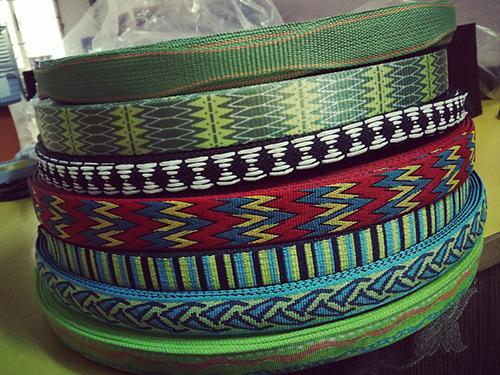 東莞多色織帶