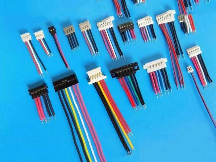 SM公母对插端子线 公母对接端子连接线