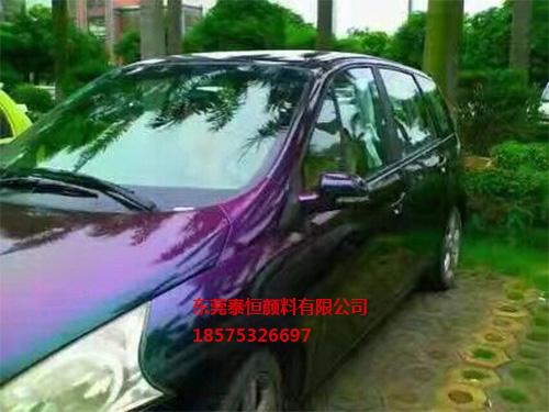 汽车珠光粉