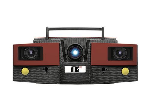 ATOS Triple Scan 工業光學三維掃描儀