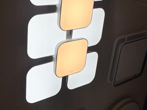 玻璃正方形LED燈