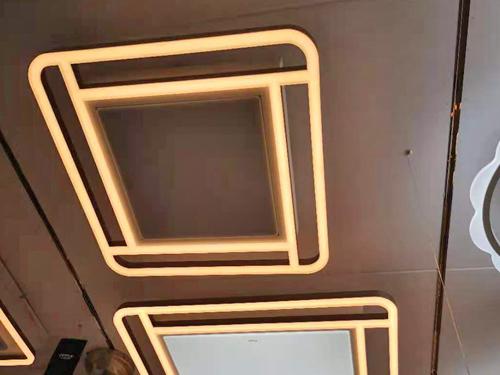 正方形LED燈