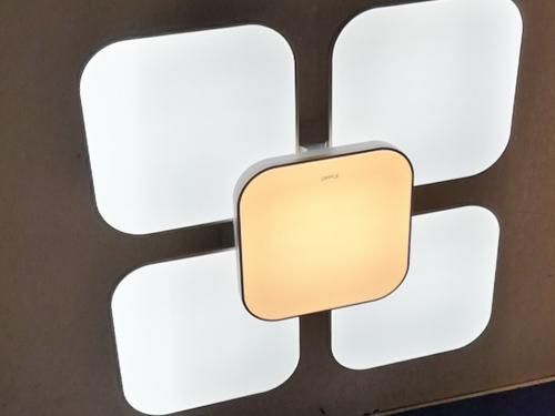 正方形吸頂燈