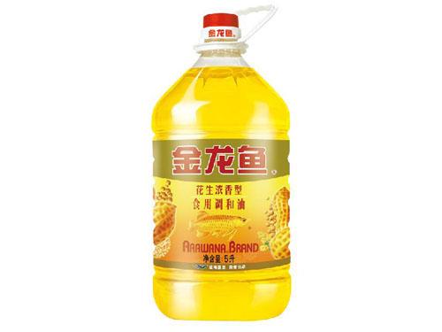 金龍魚食用調和油5L