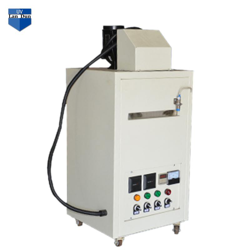 东莞蓝盾品牌瞬间固化线材箱式UV机