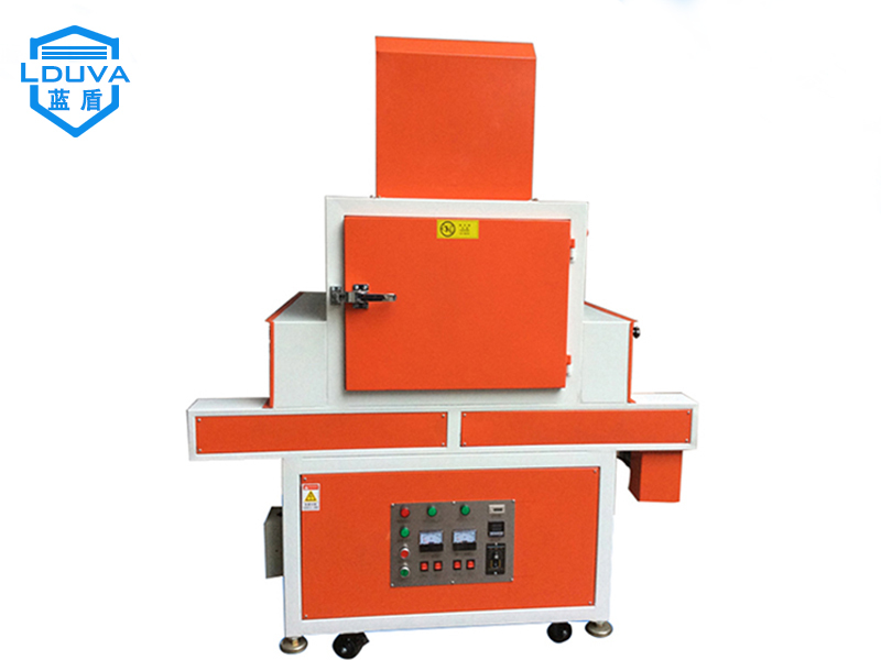 UV油墨固化小型输送带桌面式UV机器材UV固化
