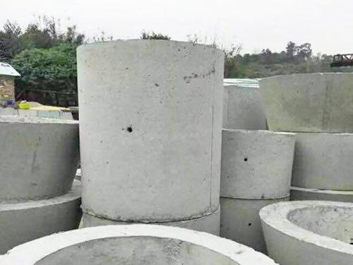 钢筋混凝土井筒生产