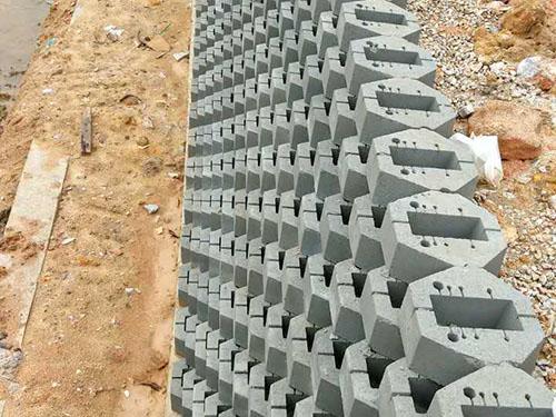 东莞生态护坡砖