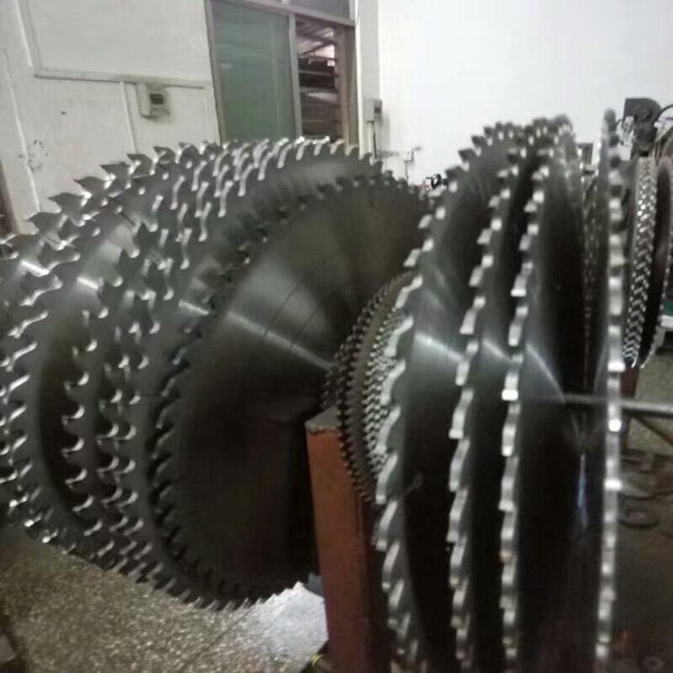 铝材专用锯片研磨_巨晖_铝合金_铝材切割_高速_钨钢合金