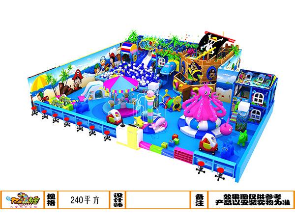 儿童乐园海洋风格新系列生产