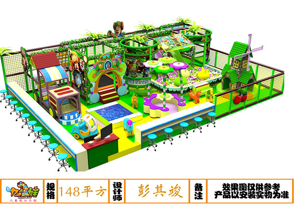 儿童乐园森林风格系列