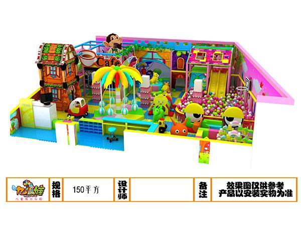 儿童乐园糖果粉系列开发