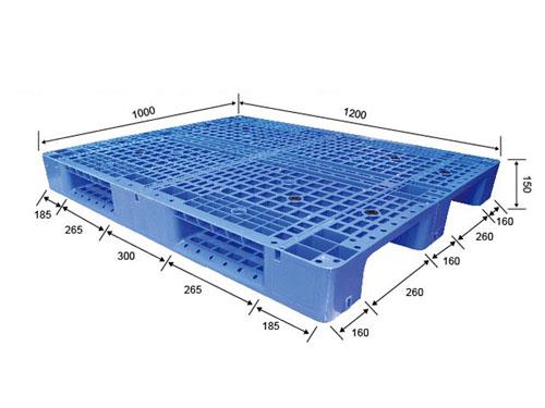 长沙循环利用塑胶卡板哪里买 伟创