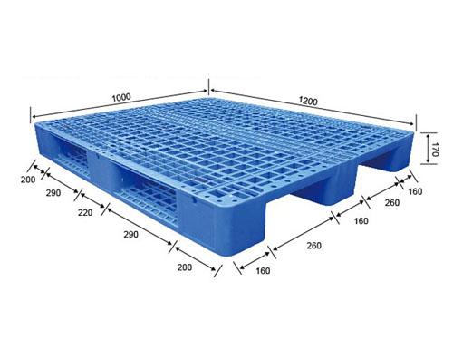 浙江可再生塑膠卡板多少錢一塊 偉創