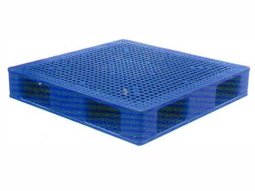 环保塑胶卡板有几种 伟创 防霉 PP 加厚 九脚 平面 单面型