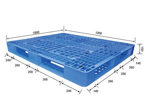 江阴环保塑胶卡板规格 伟创
