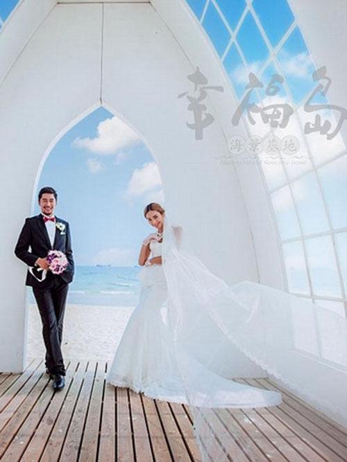 深圳幸福岛婚纱摄影基地-米兰国际婚纱摄影有限公司