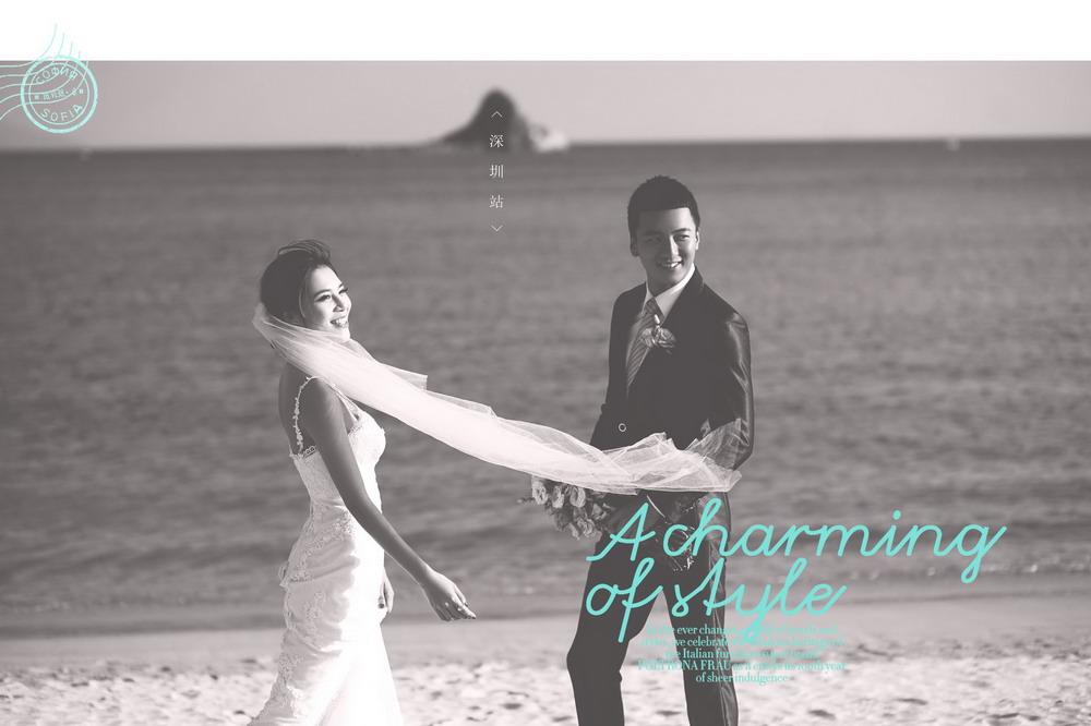 东莞婚纱摄影