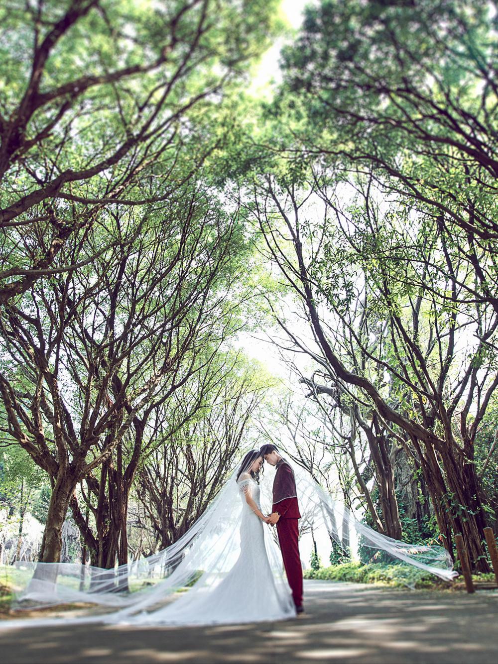 广州世界大观婚纱摄影基地