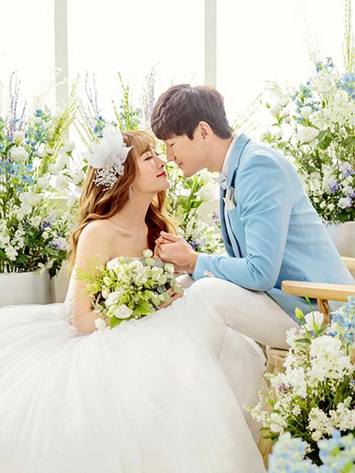 东莞韩式婚纱照