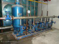 供水设备(工地样板、乐天花园酒店)