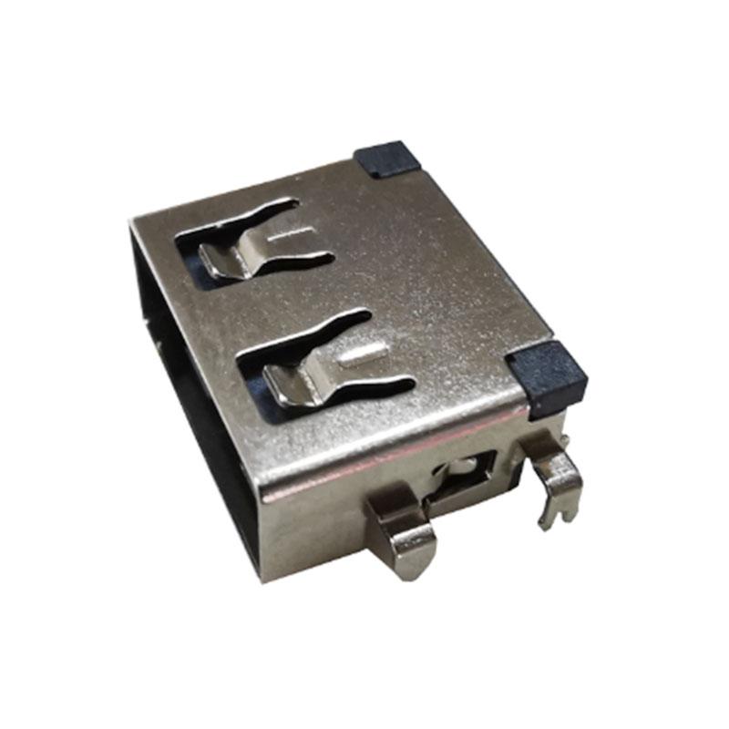 防水USB連接器供應_乾熠實業_航空插頭_貼片式SMT