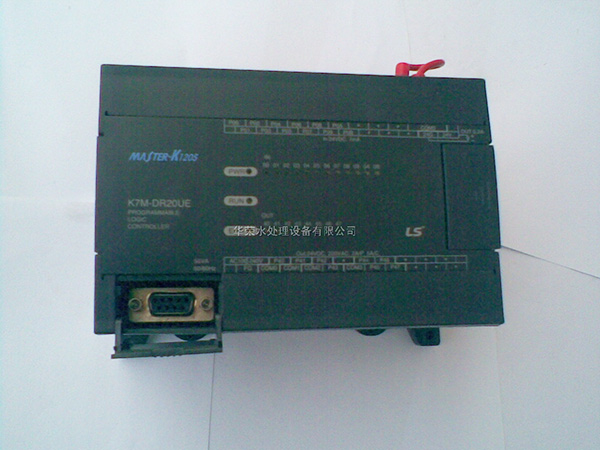 LG PLC,水处理编程
