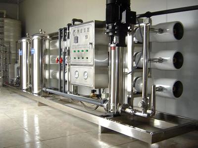 光学镜片纯水设备