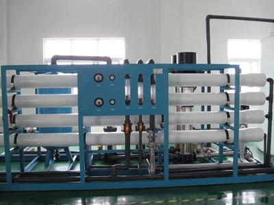 服装厂专用纯净水处理设备