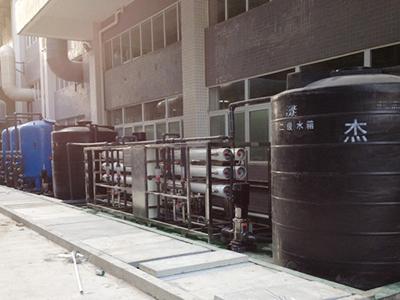 反渗透纯水设备