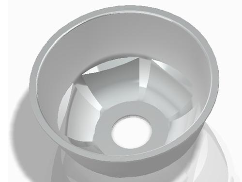 金属反光罩