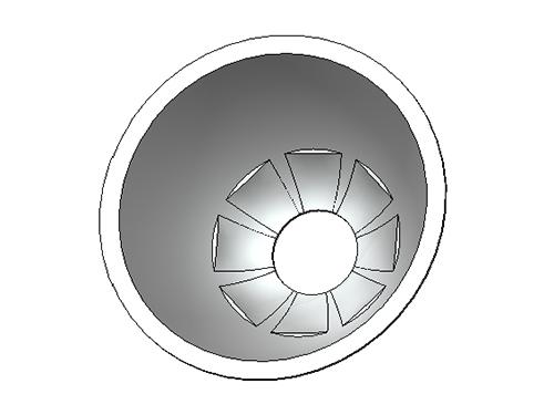 射灯反光罩