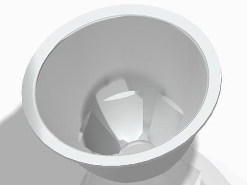 筒灯反射罩