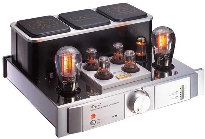 合并式/纯后级真空管功率放大器