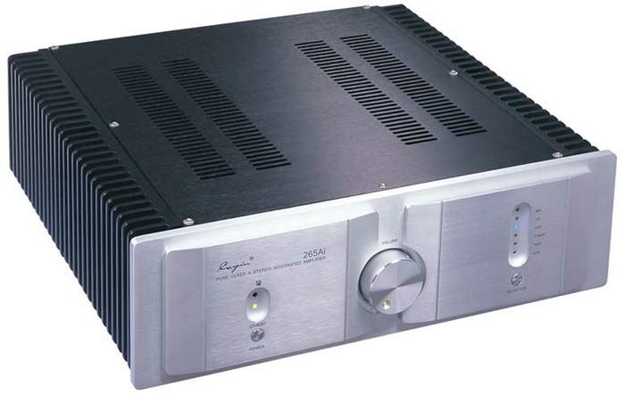 合并式纯甲类晶体管音频功率放大器