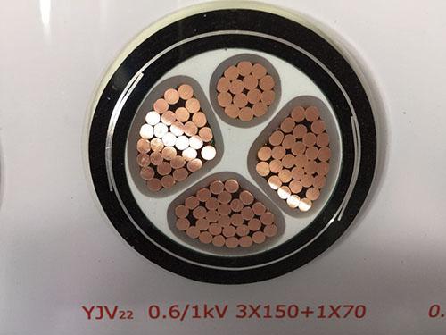 电线YJV22