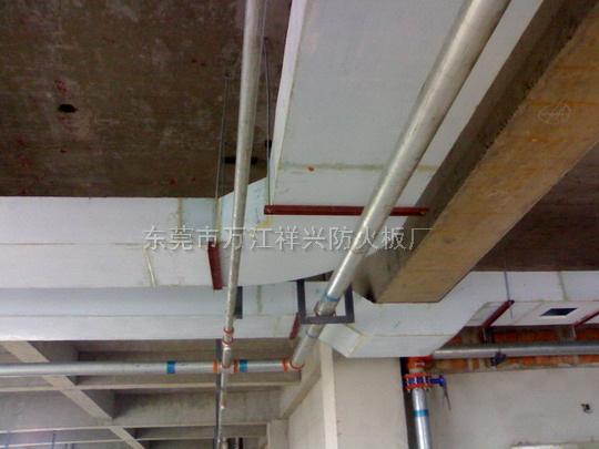 玻鎂風管板 玻鎂復合風管板 防火風管板 凈化風管板