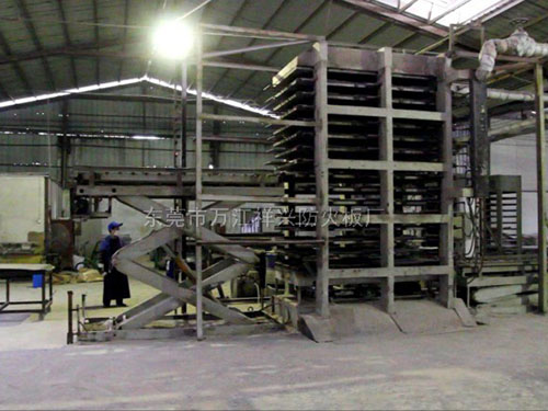门芯板生产线 芯板技术转让 防火门芯板机械 珍珠岩门芯板设备