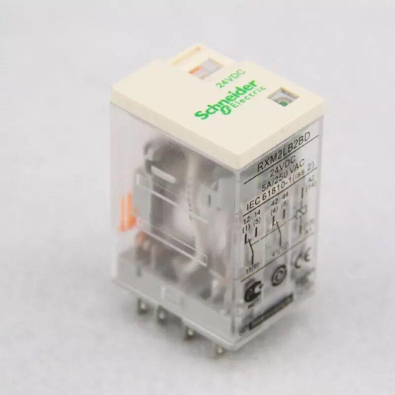 rxm 24v dc 电路图