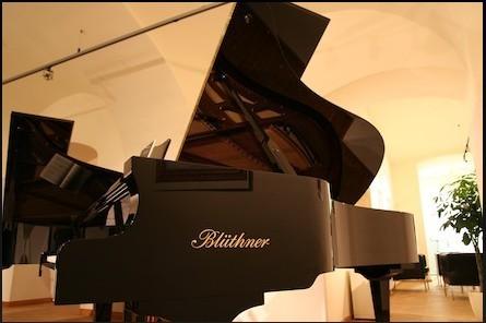 德国博兰斯勒艺术大师系列钢琴