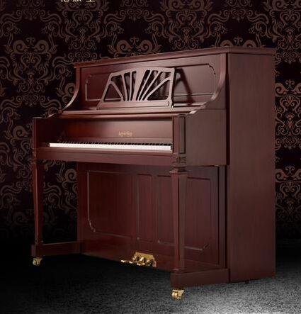 珠江恺撒堡126U2钢琴