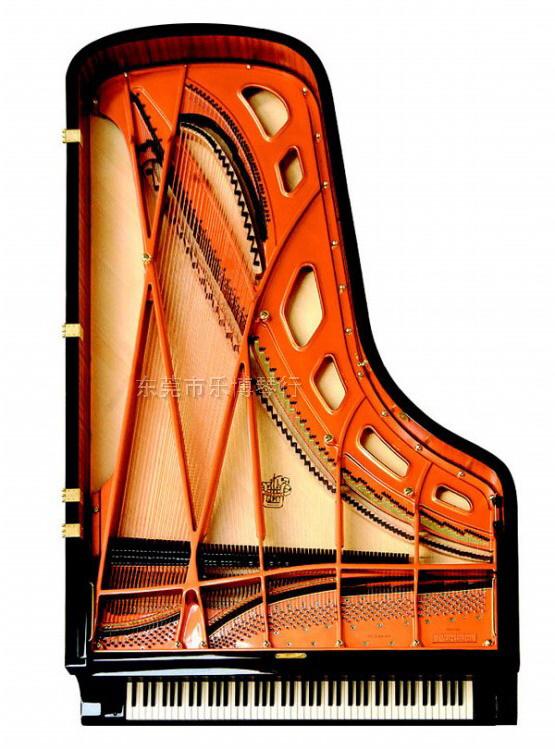 诺的斯卡DG2275大师糸列音乐会三角琴