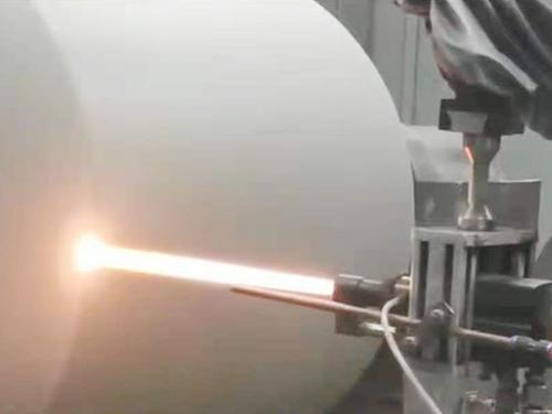 軋輥噴碳化鎢處理