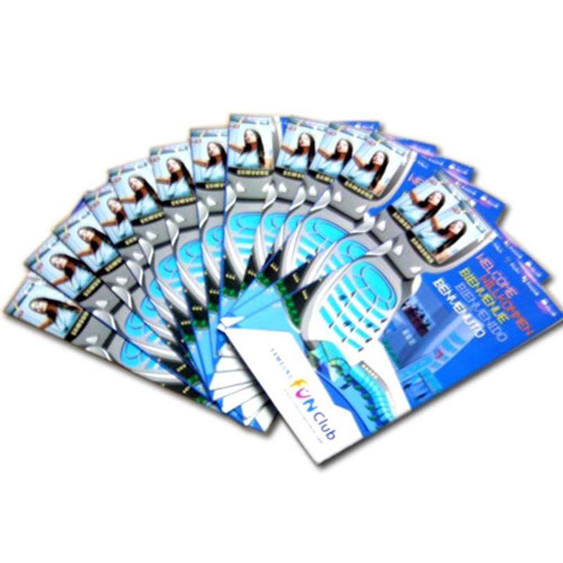 包裝_塘廈折頁彩卡印刷多少錢_偉誠印刷廠