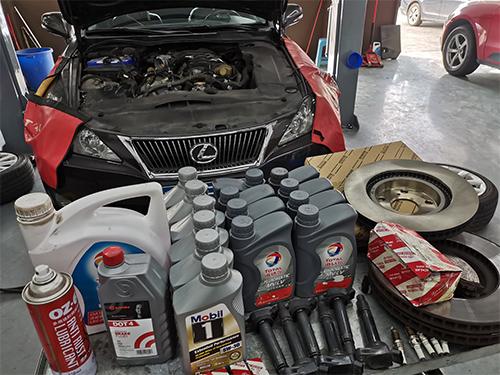 汽車維修設備