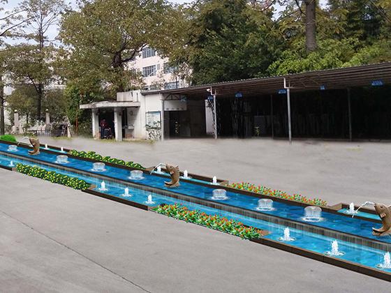 景观喷池工程