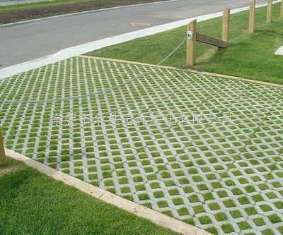 停車位/植草磚/透水磚鋪設